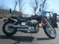 2002 HONDA SHADOW SPIRIT, Black,
