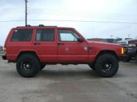 1999 Jeep Cherokee Sport-Great Jeep for the winter