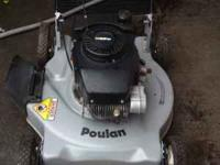 I have a 3.5 hp Tecumseh Poulan Push Mower that starts