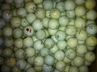 3900 Used Golf Balls. All balls between 5-15 years old.