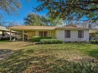 Charming mid-century Allandale home priced as-is and