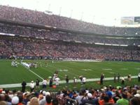 3 three Excellent Denver Broncos vs San Diego Chargers