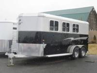 Manufacturer: Charmac Trailers Model: 3 Horse Outlaw