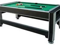 The 3-in-1 Rotating Game Table from Triumph offers