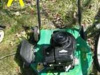 I have 3 push mowers, all just been serviced with