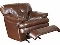 3 pc mixed-leather living room set for sale. Like New.