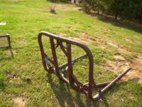 3 point hitch hay fork, $200,00 call or text  Location: