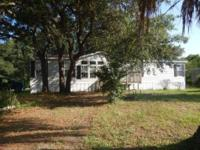 3BD, 2BA, Home (28 x 60, 1680 sq ft) on 0.17 Acres in