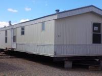 1996 CLAYTON 16X80 3 BEDROOMS 2 BATHROOMS. ALL