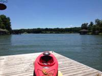 Smith Mountain Lake is popular for excellent waters,