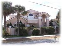 WOW !!!! GORGEOUS FLORIDA BEACH HOME w POOL, SPA,