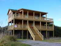 Our cute Hatteras Island Cottage is the perfect holiday