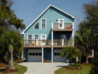 Emerald Isle Cottage for rent, 5 min walk to beach, 3
