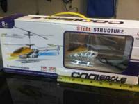 I have 2 cooleagle mini rc 3ch full function