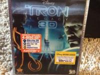 All movies are 3d and blue radiation, torn has 4 discs