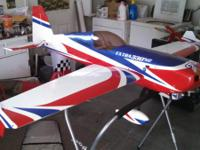 Selling my 3d hobbyshop extra 330sc. It has an agm(dle)