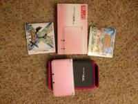 Hello, I have a LIKE NEW 3DS XL package up for sell.