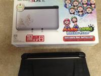 Selling my 3DS XL Mario and Luigi Dream Team Bundle