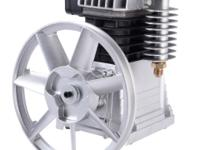 This is our heavy duty aluminum Air Compressor Head