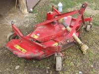 60 inch 3pt finish mower. It is a Caroni brand, made in