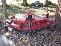 "King Cutter 72"" finish mower works great $800 B/O call"
