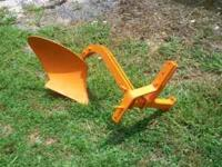 I have a nice 3pt plow for sale it works great can show