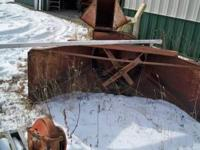 for sale is a louftness? 3 point snow blower attachment