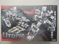 All are MISB (factory sealed). MMC Hexatron, Warbotron