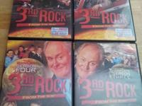 Season 1 2 3 & 4 of 3rd rock from the sun email or text