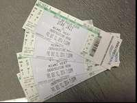 Four ticket to the Jazz Vs Miami this Friday section 20