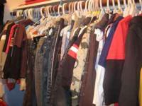 I have Fall Clothing - size 3T- Boys clothing for sale.
