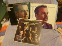 I HAVE THREE TENNESSEE ERNIE FORD L/P RECORD ALBUMS.