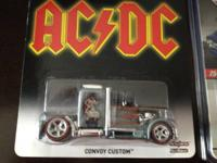 I am offering 3 Hot Wheels Custom Convoy's all are