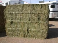 They are back! We have 57 large 3x3x8 square bales in