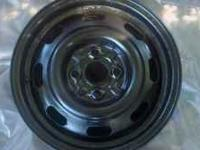 I have 4 factory rims from my 1998 Ford Escort ZX2, I