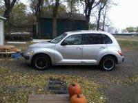 I am selling my 2001 pt cruiser. it runs good and has