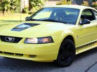 I am selling my super hott black and yellow V6 2002