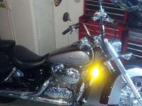 Garage kept ! Showroom condition!!! five honda shadow