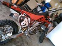 I have a 2007 Honda 250r that is bord to a 300 and has