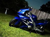 selling a 2007 yamaha yzf-600r-9k miles, just broken