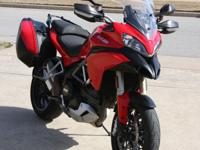 2010 Ducati Multistrada 1200cc at only 10,800