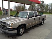 This truck is very reliable and was serviced routinely.