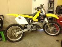 This is a deal you can't pass up! Two Dirt Bikes in