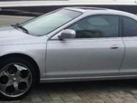 Used 1999 Honda Accord EX, 2 Door SILVER with Charcoal