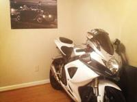 2006 Suzuki Gsxr 600 Runs wellGarage Kept Never laid