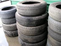 4 185-65-15 kumho tires call leamon or Lenny @  or