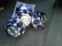 I have 4 alloy wheels from our 2001 Dodge Durango.