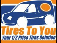 We are a tire company in Austin that provides FULL