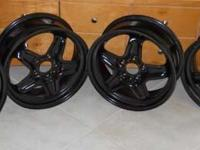 "For Sale...  4 - 17"" chevy wheels for sale including"
