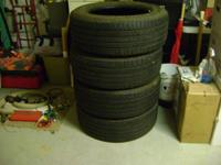 Up for sale are 4 (4) MICHELIN LATITUDE TOUR P265/60R18
